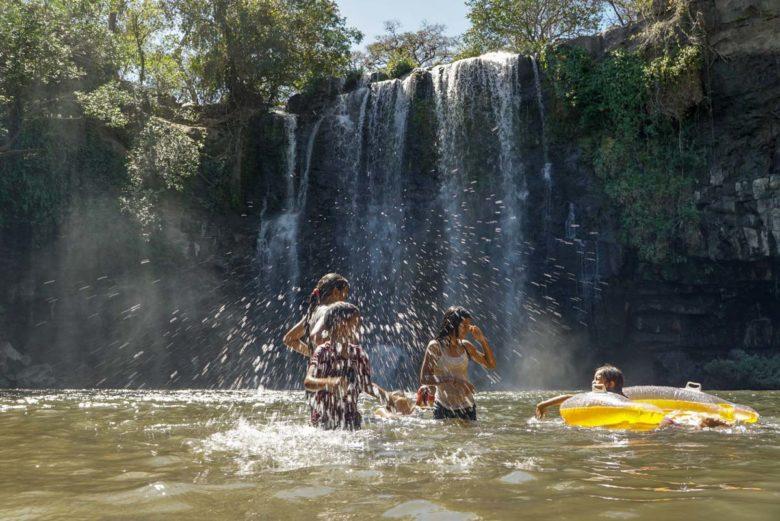 Llanos del Cortés Wasserfall - Costa Rica