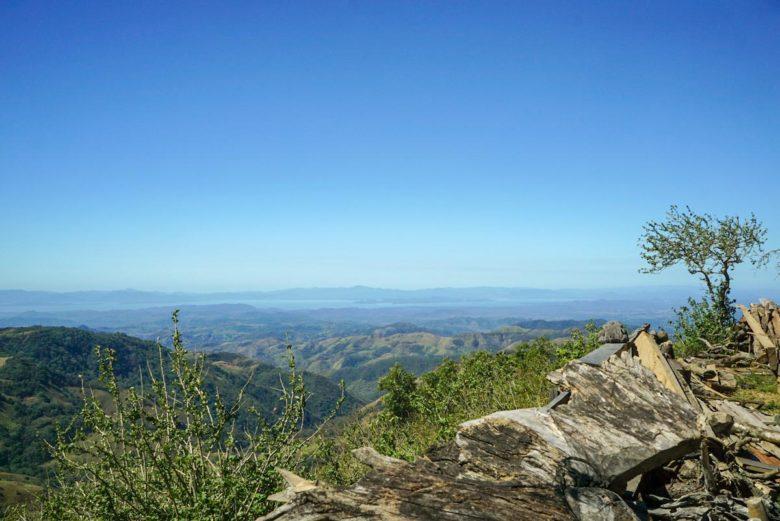 Monteverde - Ausblick ins Tal