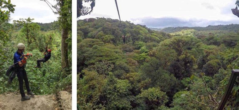 Selvatura Zipline - Monteverde