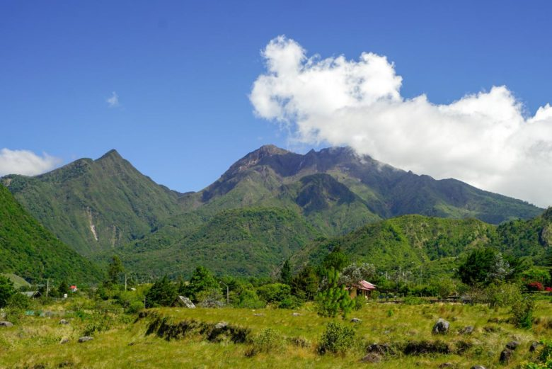 Vulkan Baru - Panama Chiriqui Provinz