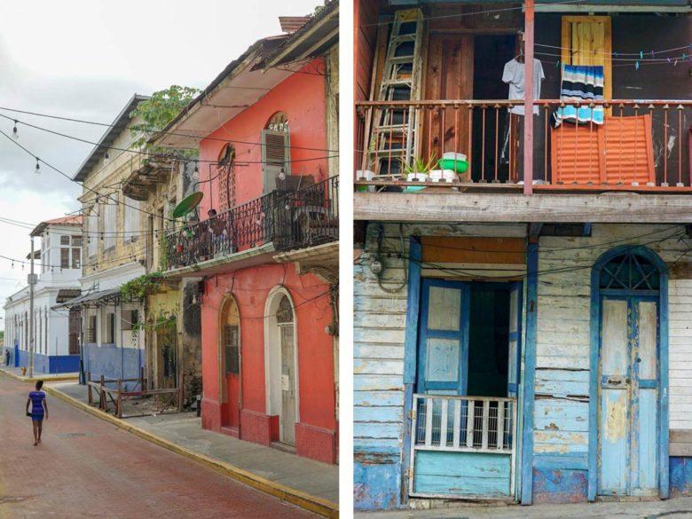 Casco Viejo - bunte Häuser