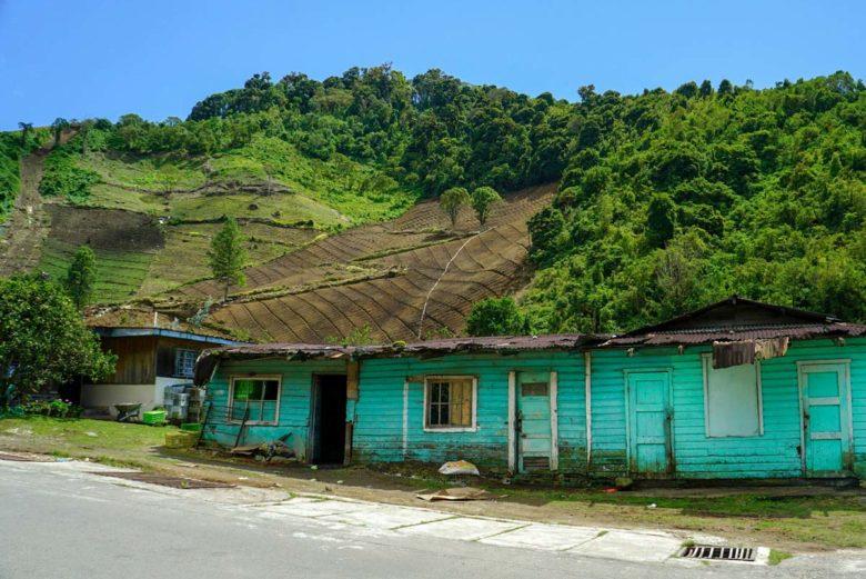 Steiler Hang - Bajo Boquete in Panama