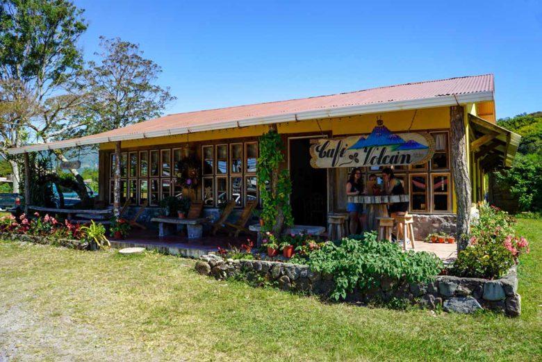 Café Volcán - Panama Hochland