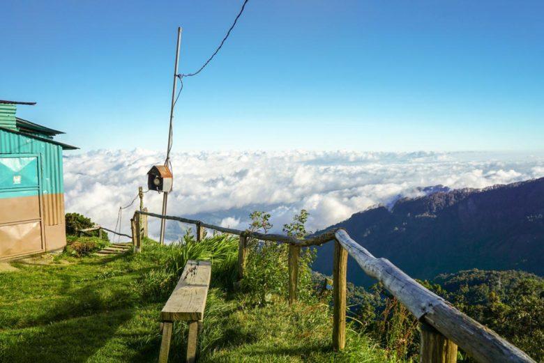 Cerro de la Muerte - Panamericana Costa Rica