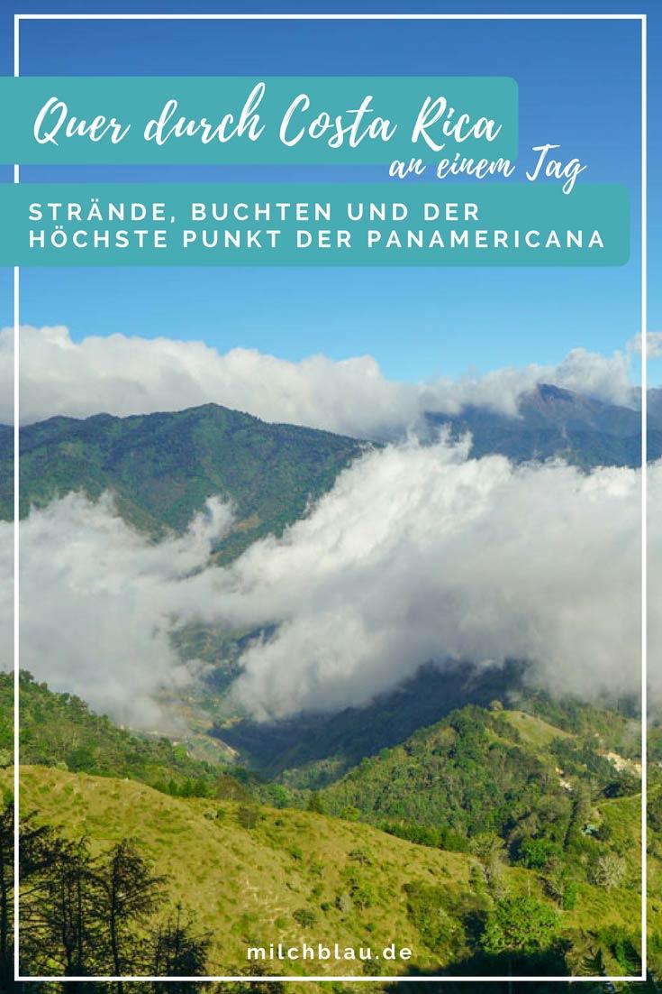 Strände, Buchten und der höchste Punkt der Panamericana - das alles an einem Tag!