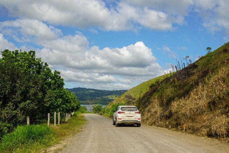 Panoramafahrt nach Monteverde