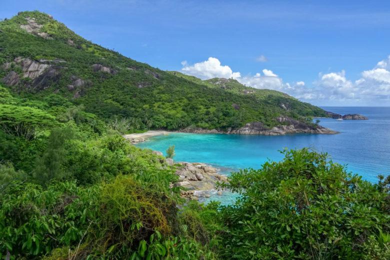 Anse Major - Mahé - Seychellen