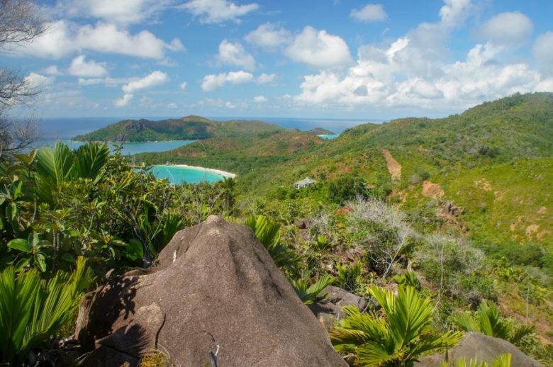 Seychellen - Wanderung Praslin