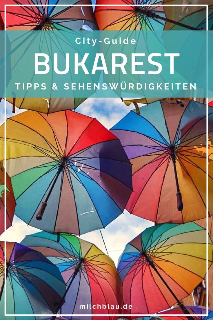 City Guide Bukarest – Sehenswürdigkeiten, Tipps & Infos für die Erkundung von Bukarest bei einem Stadtrundgang.