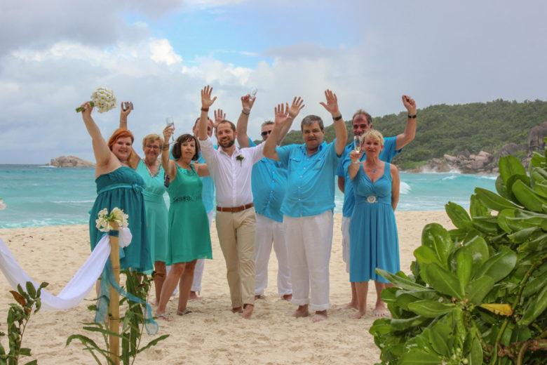 Heiraten Seychellen_Gäste