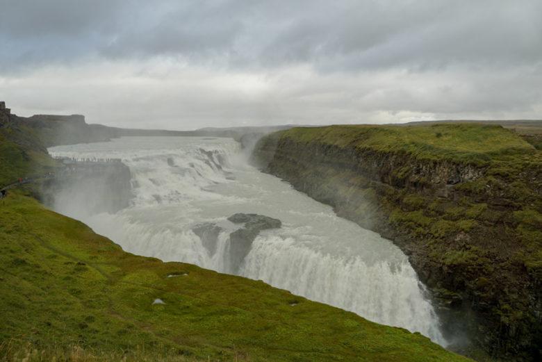 Island Roadtrip - Gullfoss Wasserfall