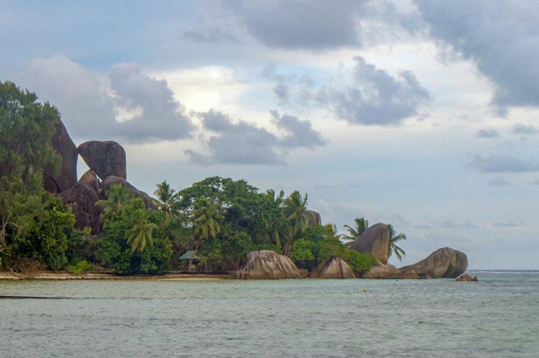 Anse Source d'Argent - La Digue Seychellen