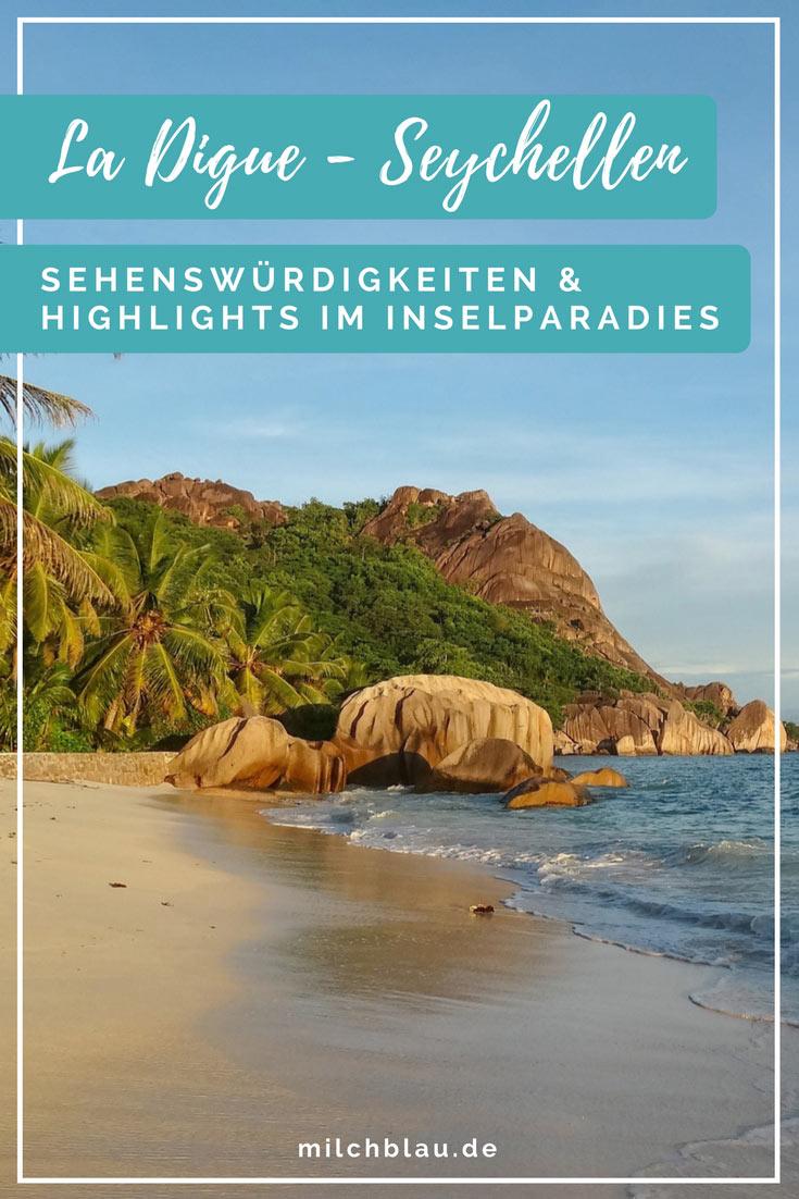 La Digue, Seychellen: Sehenswürdigkeiten & Highlights im Inselparadies