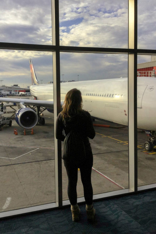 Packliste Kleidung für den Flug