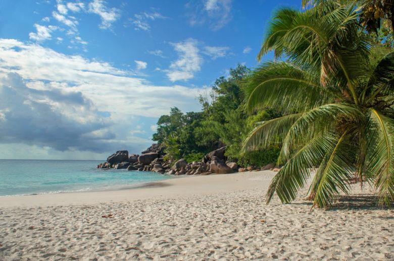 Anse Georgette - Praslin Seychellen