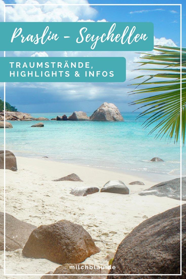 Praslin, Seychellen: Sehenswürdigkeiten, Traumstrände & Highlights