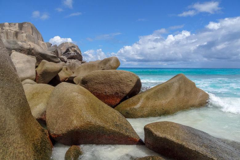Seychellen Urlaub - Geld sparen - kostenlose Strände