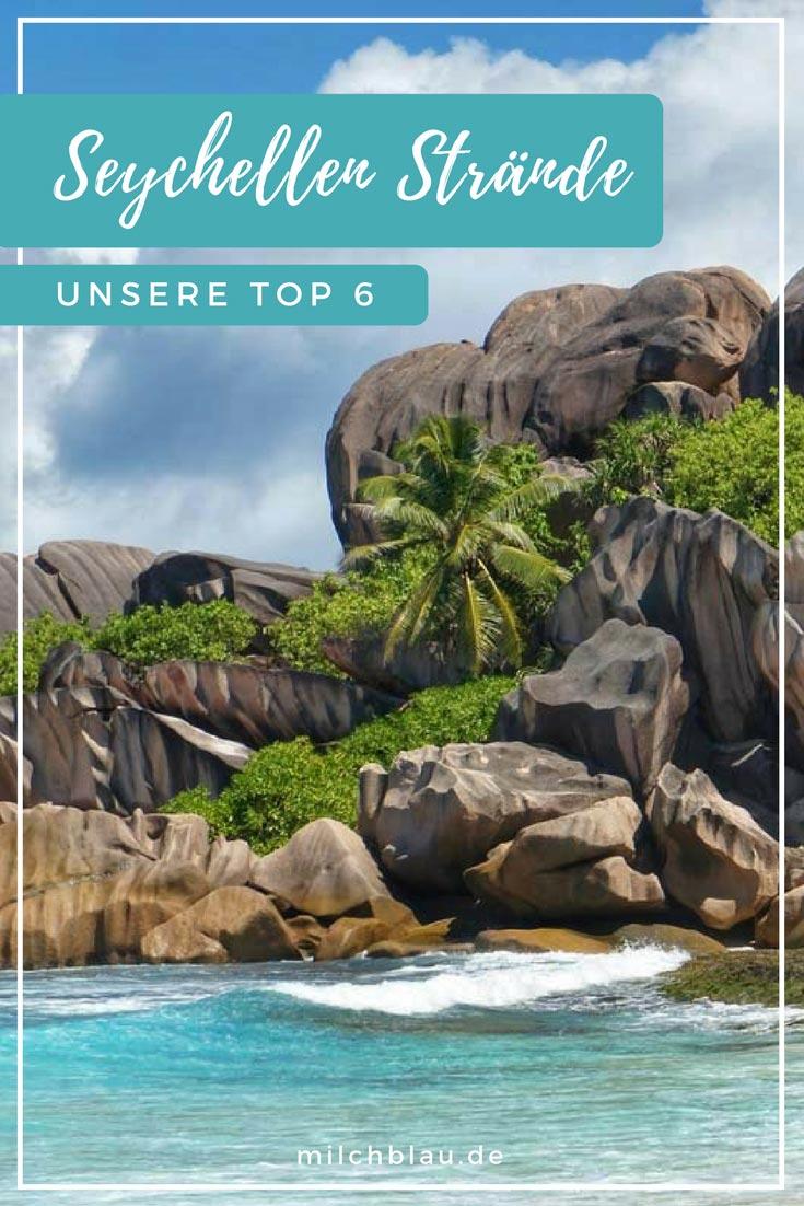 Seychellen Traumstrände - Unsere TOP 6 der schönsten Strände.