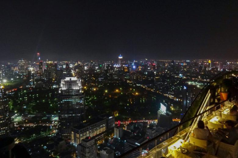 Skybar Banyan Tree Bangkok