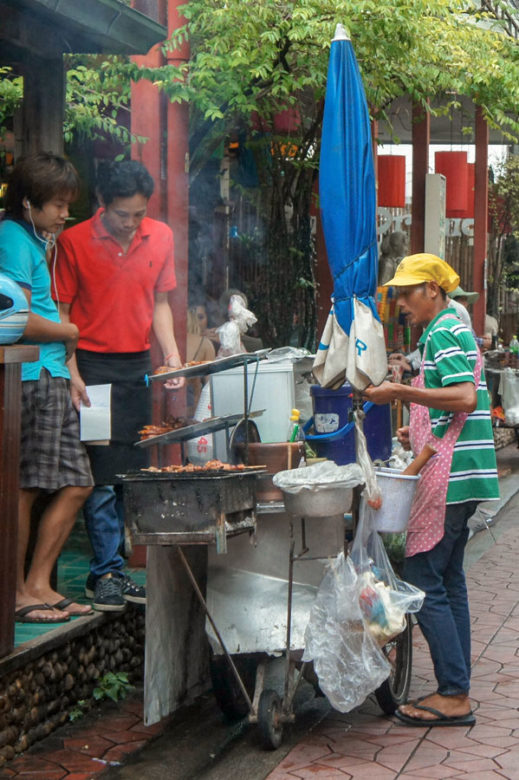Satay Streetfood Bangkok