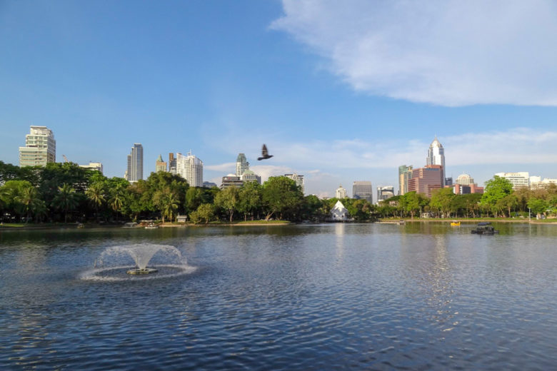 Bangkok Sehenswürdigkeiten Lumphini Park