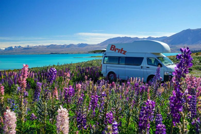Tipps Infos Camping Neuseeland