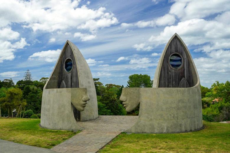 Toiletten Neuseeland