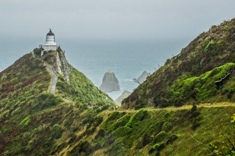 The Catlins Nugget Point Lighthouse
