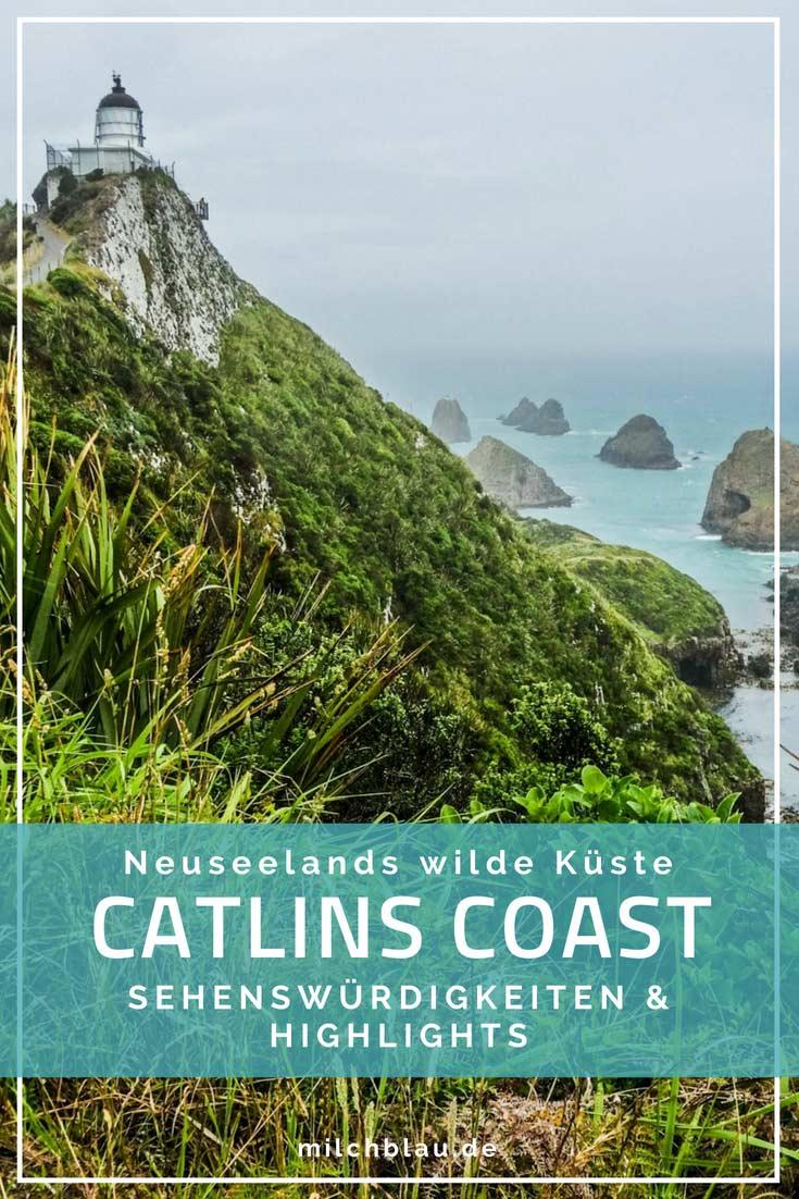 Die Catlins Coast - eine der ursprünglichsten und abgeschiedensten Regionen Neeuseelands. Unsere Highlights an der wilden und zerklüfteten Küste.