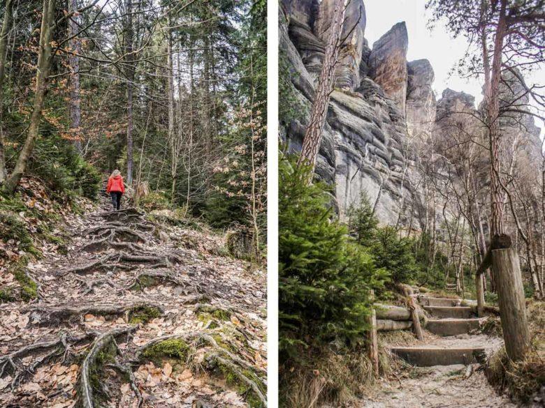 Kirnitzschtal Wandern Sächsische Schweiz