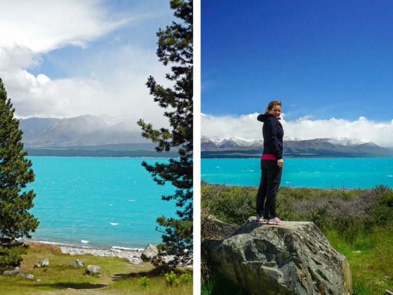 Lake Pukaki Lookout