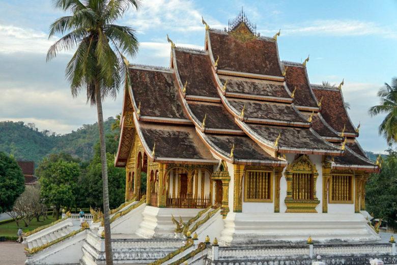 Sehenswürdigkeiten Luang Prabang Königspalast