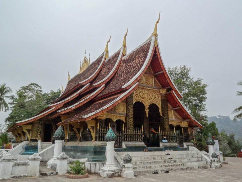 Sehenswürdigkeiten Luang Prabang Wat Xieng Thing