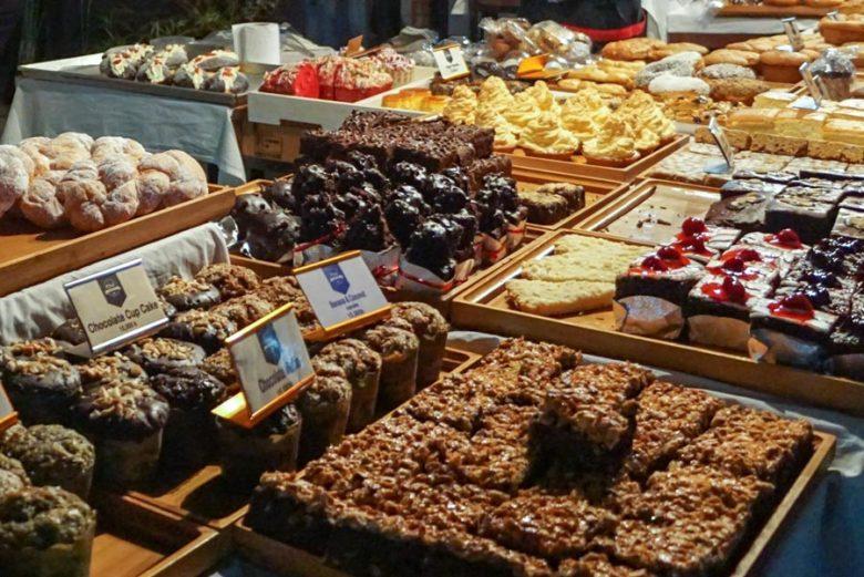 Süße Naschereien in Luang Prabang