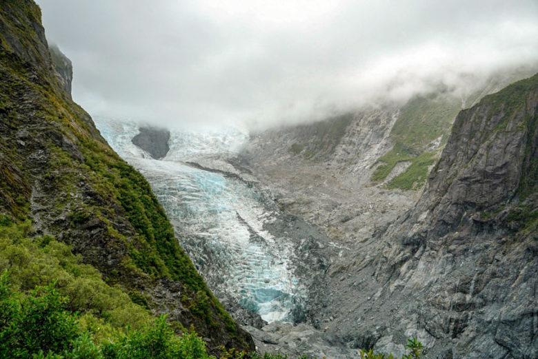 Franz Josef Gletscher Wanderung