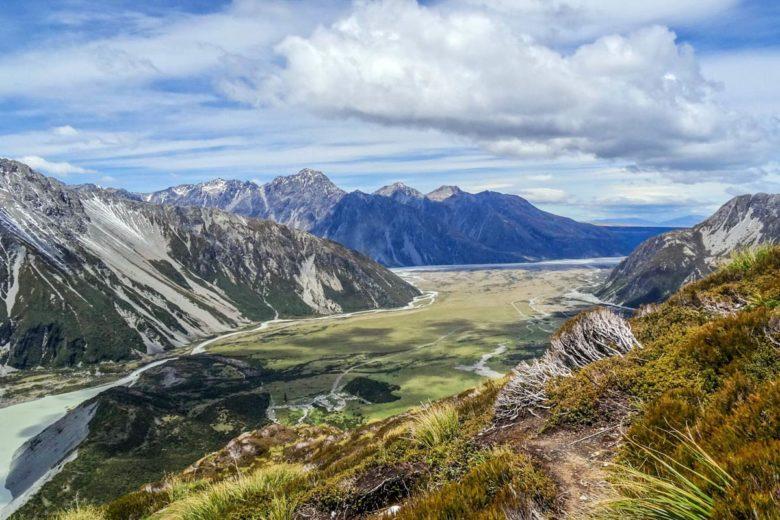 Neuseeland Tipps Sealy Tarns Track