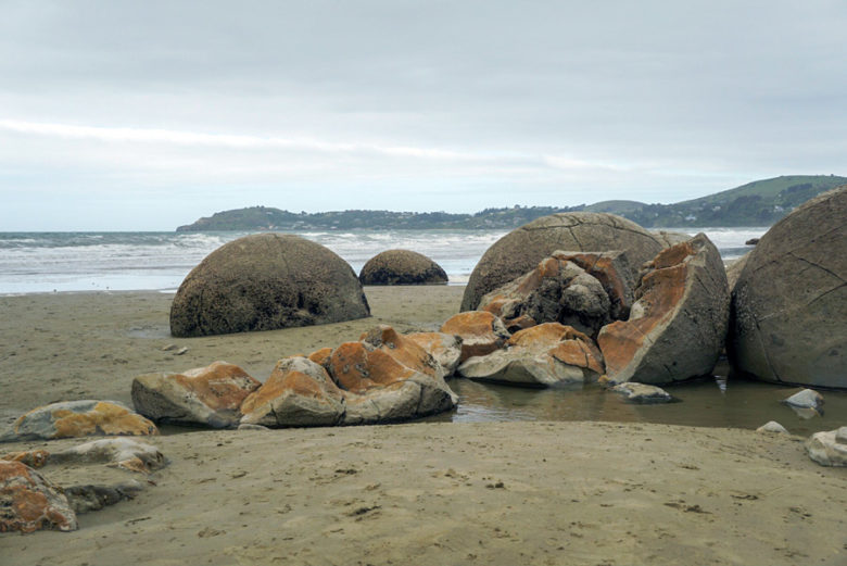 Highlight Moeraki Boulders Otago