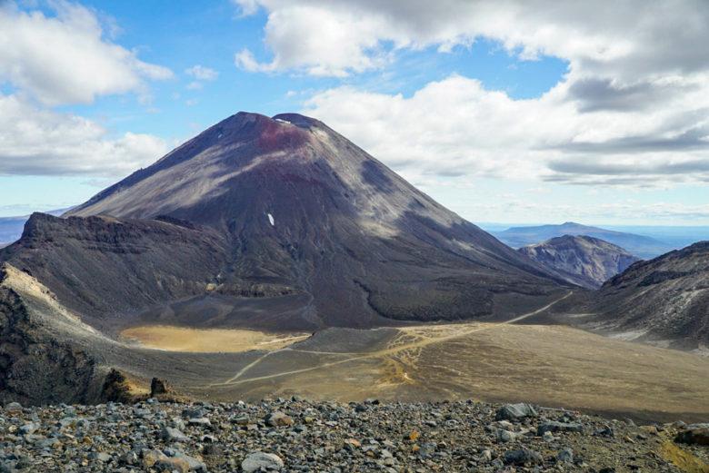 Mount Doom/Mount Ngauruhoe Tongariro
