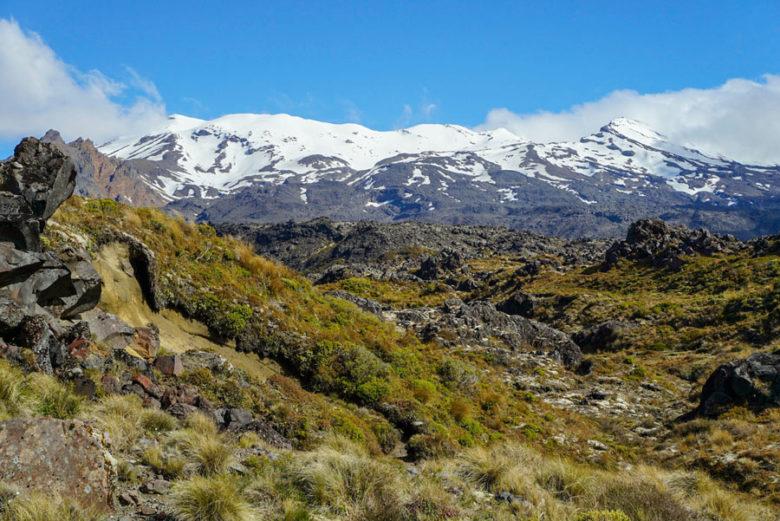 Whakapapa Tongariro NP