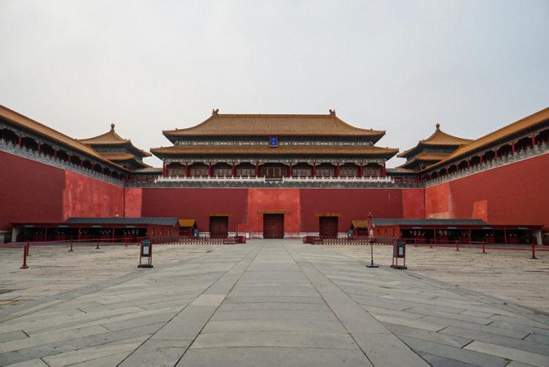 Verbotene Stadt Beijing/Peking