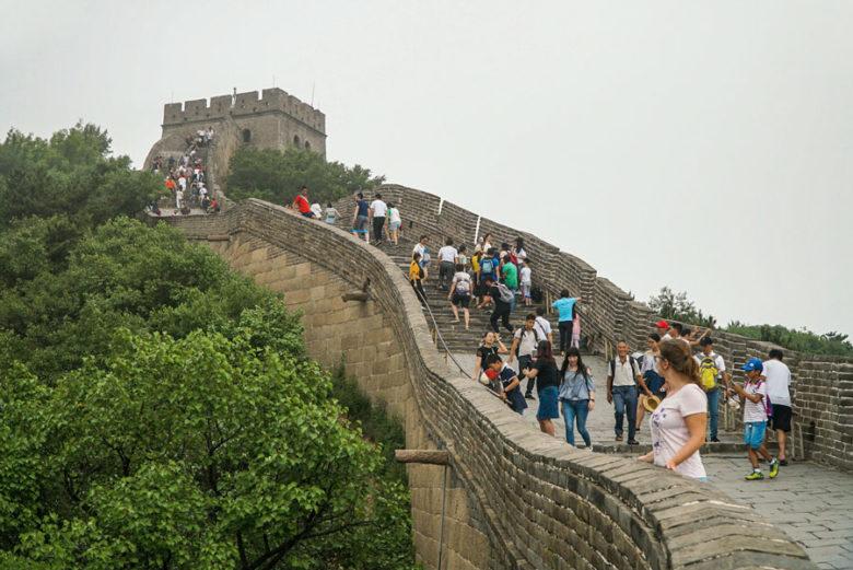 Chinesische Mauer Badaling