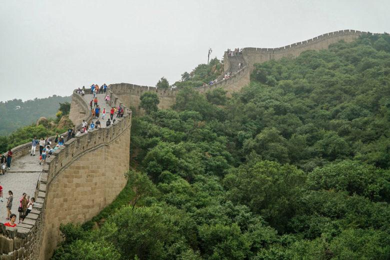 Große Mauer Badaling