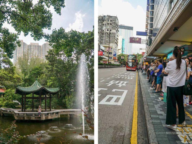 Hongkong ist China für Einsteiger