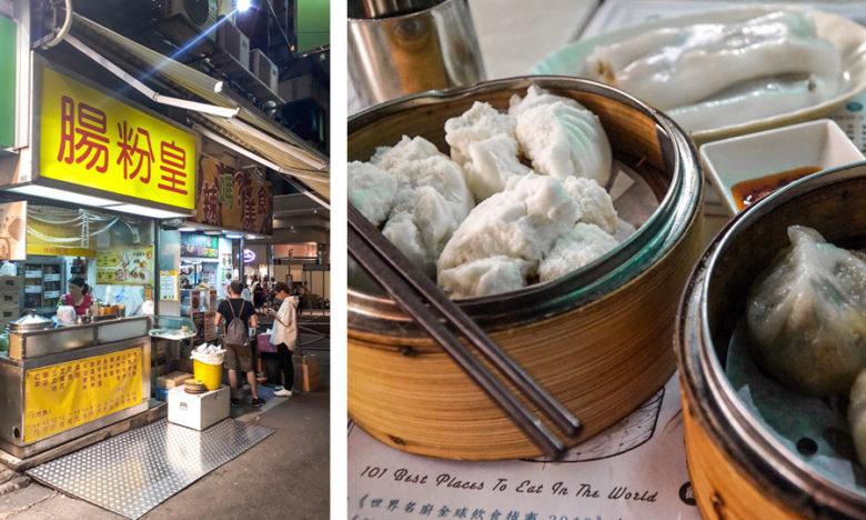 Dumplings und Streetfood