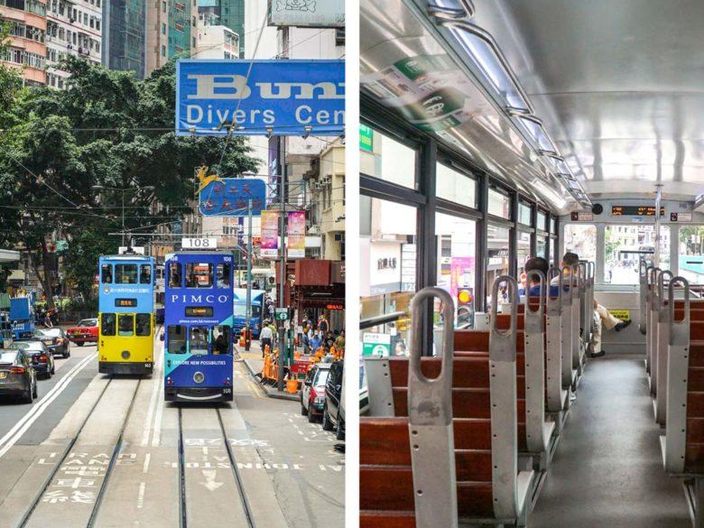 Hongkong Tram - Ding Ding