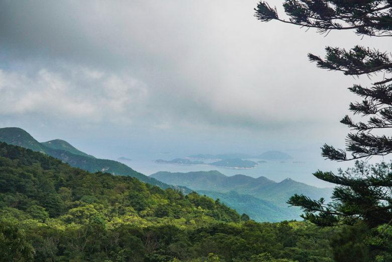 Hongkong Wandern
