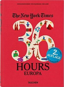 NYT. 36 Hours. Europa.