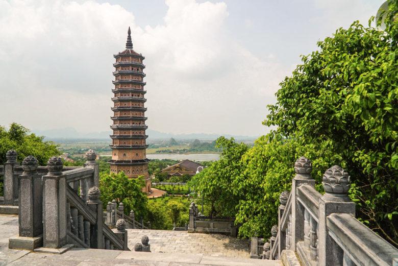 Bai Dinh Pagode Ninh Binh