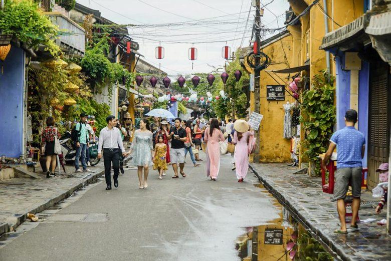 Altstadt Hoi An Vietnam