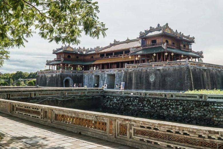 Zitadelle Hue - Vietnam Reise
